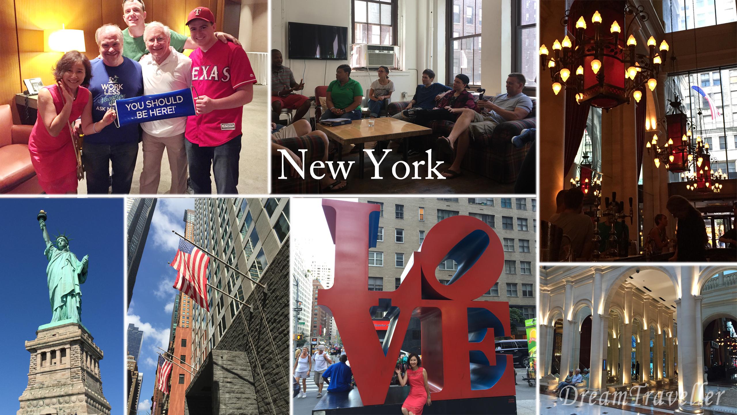 ニューヨークでお芝居のワークショップを体験してきました